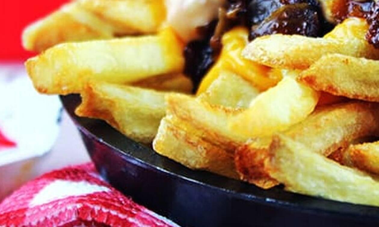 Πατάτες τηγανητές: Το μυστικό για να τις «απογειώσεις»!