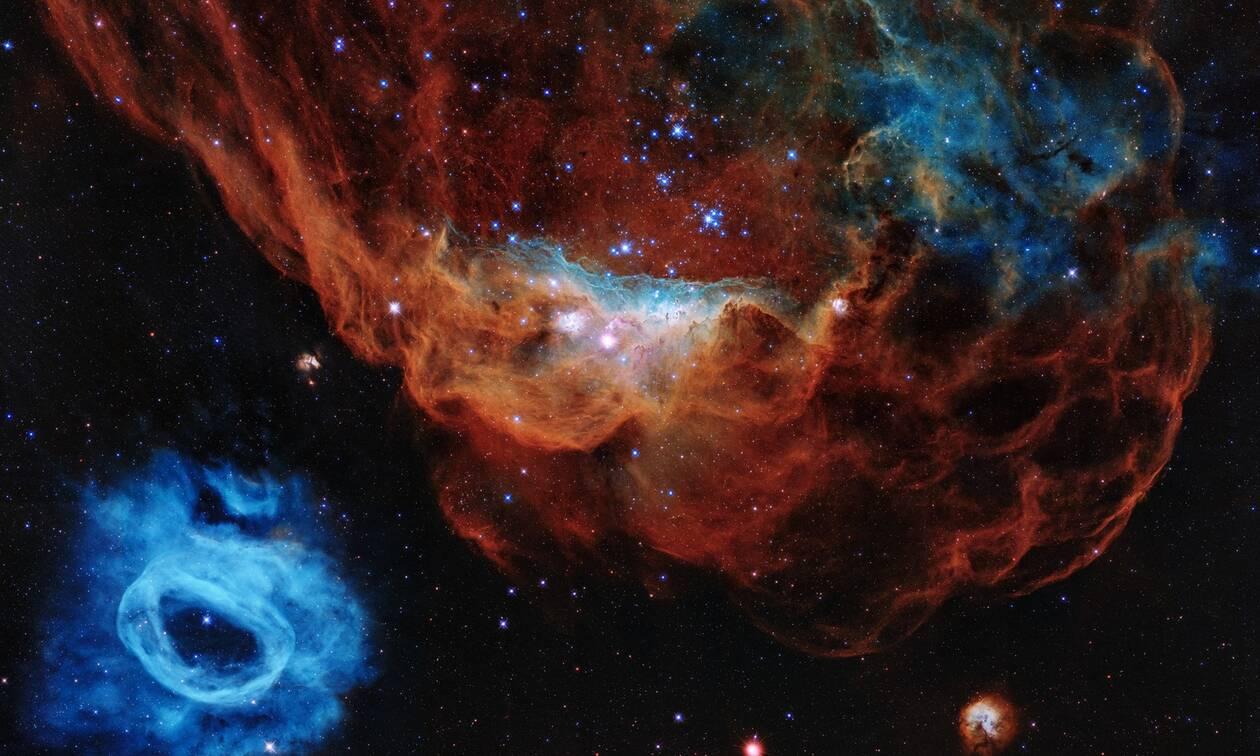 Τηλεσκόπιο Hubble: Γιορτάζει τα 30 χρόνια λειτουργίας - Μαγευτικές εικόνες