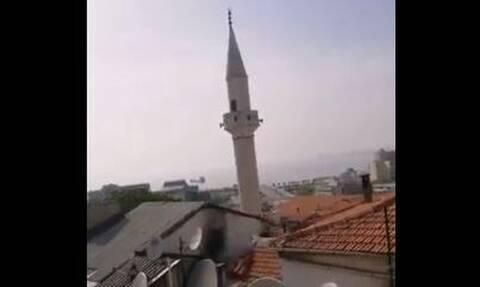 Σάλος στην Τουρκία: Τι ακούστηκε από τους μιναρέδες των τζαμιών αντί για κάλεσμα σε προσευχή (vid)