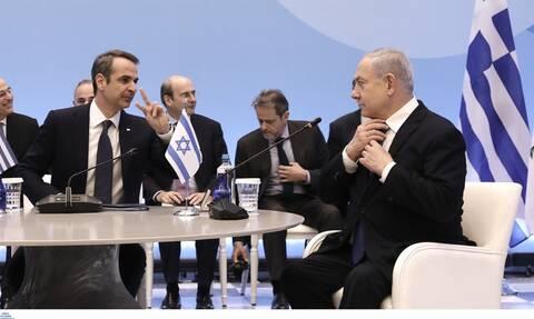 Τηλεδιάσκεψη Μητσοτάκη – Νετανιάχου: Στόχος η αύξηση Ισραηλινών τουριστών