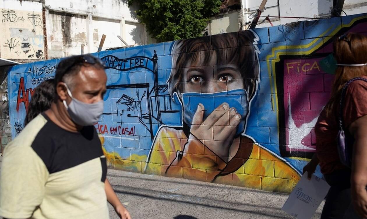 Κορονοϊός: Ξεπέρασαν τις 320.000 οι θάνατοι παγκοσμίως - Περισσότερα από 5 εκατ. κρούσματα
