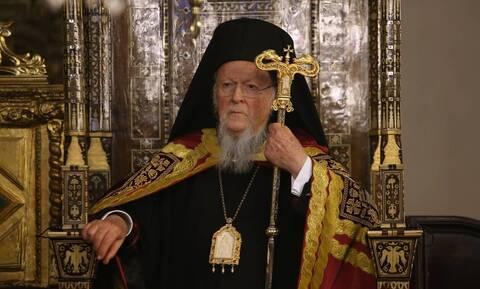 Θεία Λειτουργία στο Οικουμενικό Πατριαρχείο για την εορτή των Αγίων Κωνσταντίνου και Ελένης