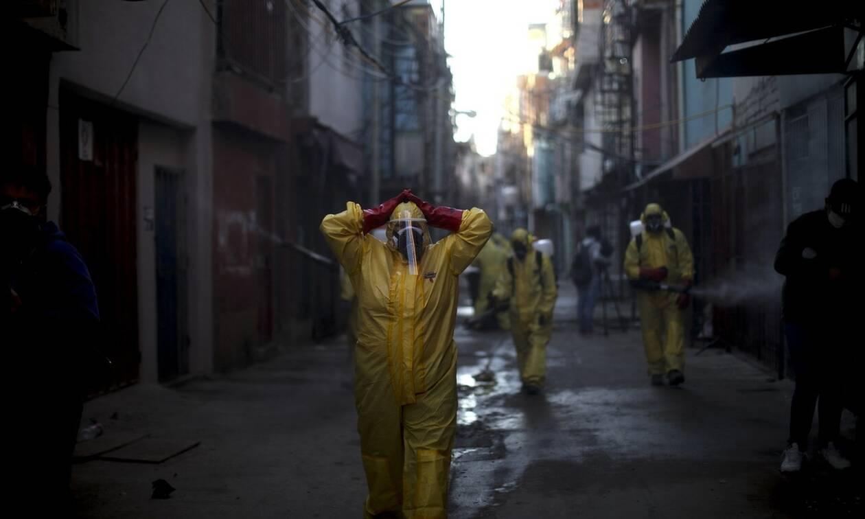 Κορονοϊός στην Αργεντινή: Μεγάλη αύξηση των κρουσμάτων μόλυνσης στο Μπουένος Άιρες