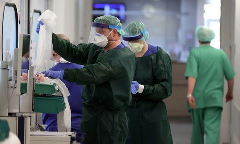 Κορονοϊός - Γερμανία: 27 θάνατοι και 460 κρούσματα μέσα σε 24 ώρες