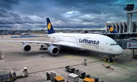 Οι Γερμανοί προχωρούν σε κρατικοποίηση της Lufthansa για τη διάσωση από το κράτος