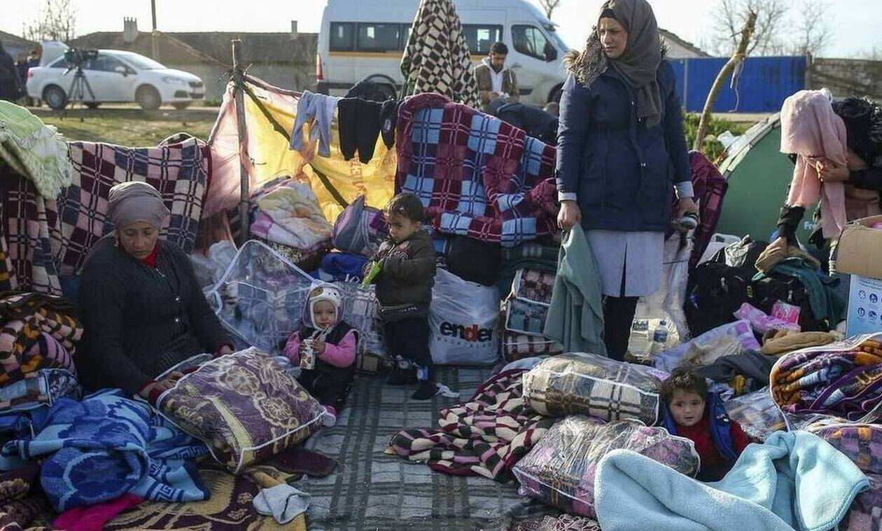 Two boats with 67 migrants and refugees arrived on Mytilene late Thursday