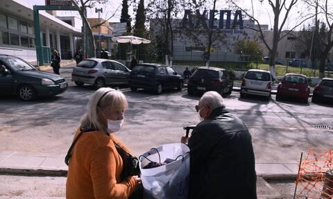 Κορονοϊός: Ένας ακόμη νεκρός στην Ελλάδα - Κατέληξε 79χρονος στο ΑΧΕΠΑ - 169 τα θύματα
