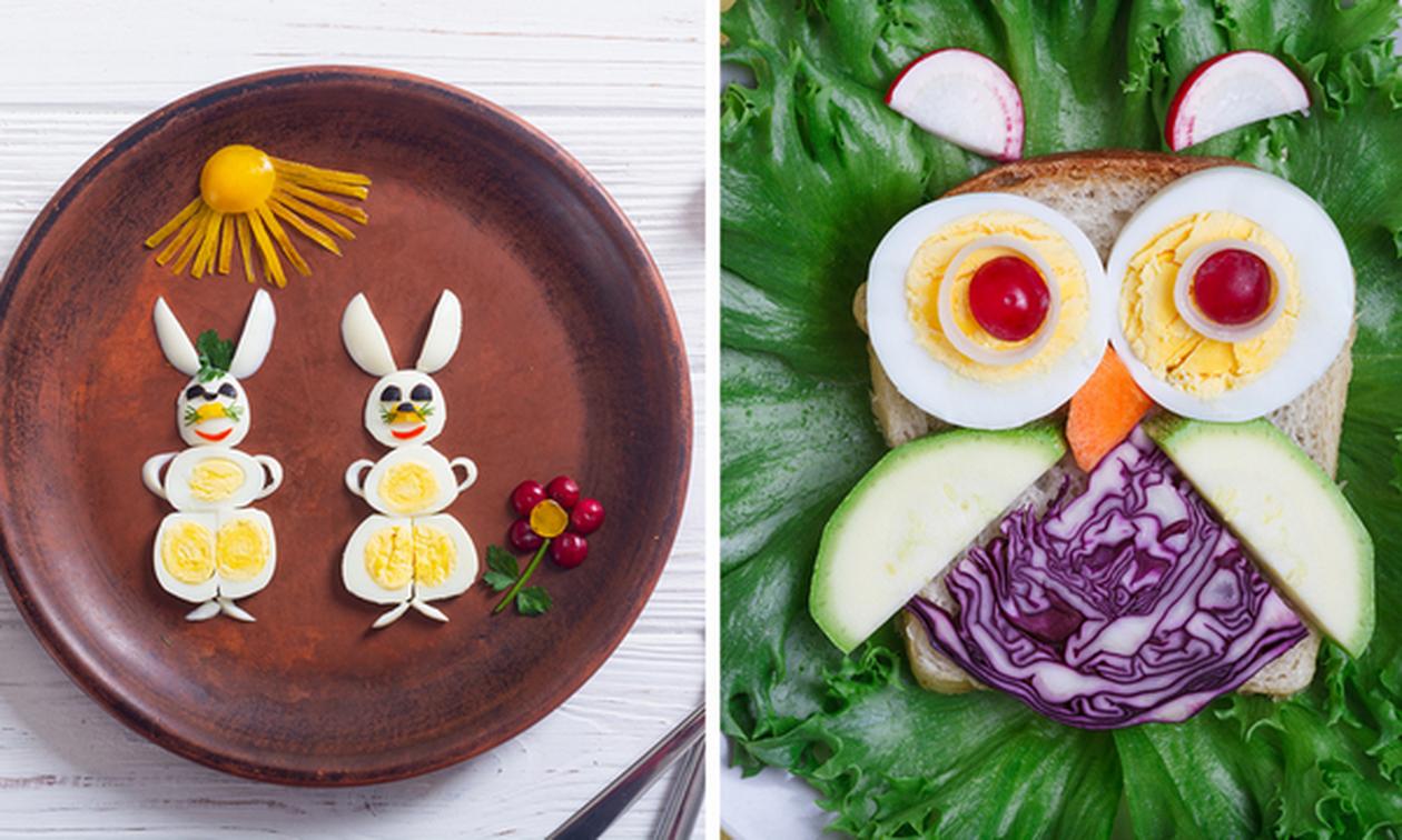 5+1 ιδέες για ευφάνταστα πιάτα με αυγά (pics)