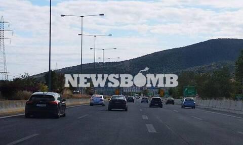 Ρεπορτάζ Newsbomb.gr: Πρώτο τριήμερο μετά την καραντίνα - Αυξημένη κίνηση στις Εθνικές οδούς