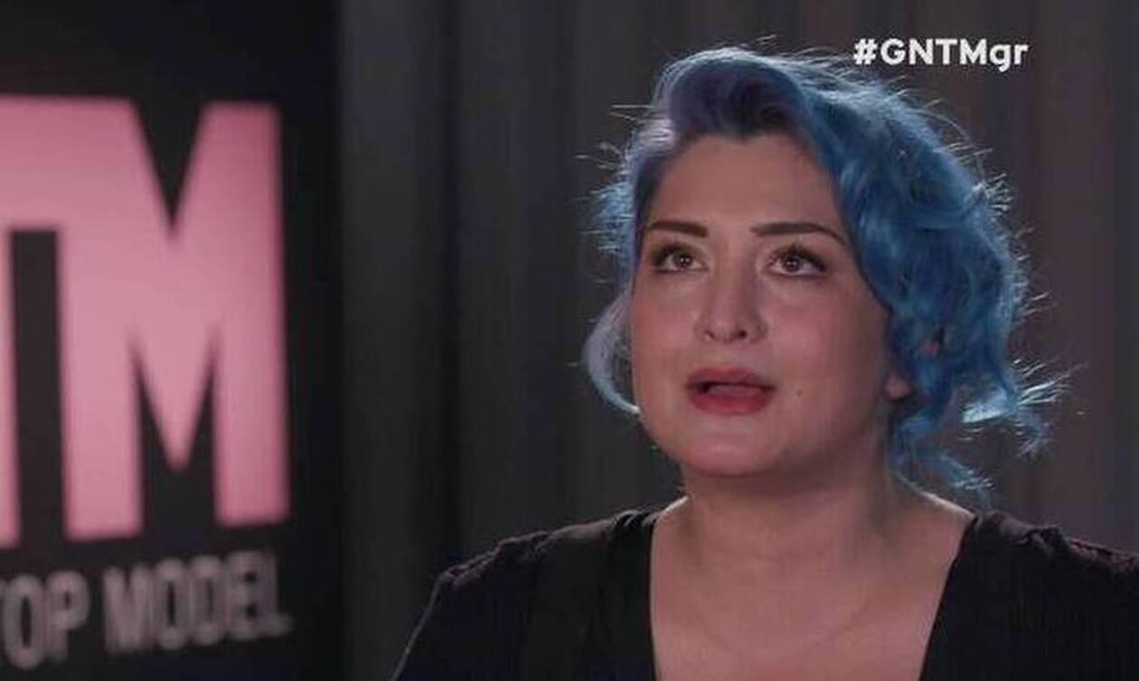 GNTM:Δεν θα πιστεύεις πόσο έχει αδυνατίσει η Κατερίνα Πεφτίτση! Το pluz size μοντέλο άλλος άνθρωπος