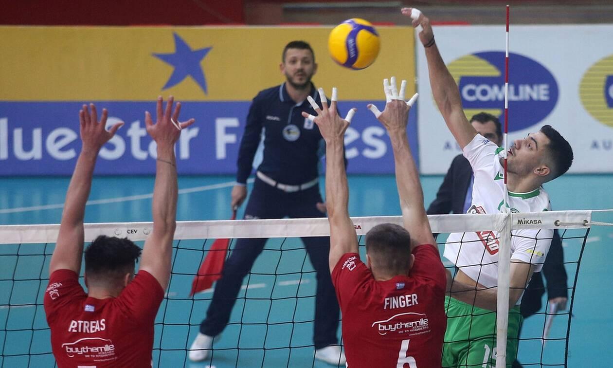 Επίσημο: Με F4 η ανάδειξη του πρωταθλητή στην Volley League ανδρών