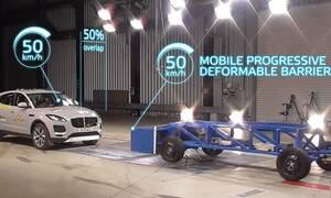 EuroNCAP: Ακόμα πιο αυστηρές οι προδιαγραφές των crash test (vid)