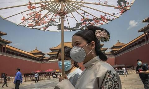 Κορονοϊός: Ιστορική ημέρα στην Κίνα - Κανένα κρούσμα covid-19!