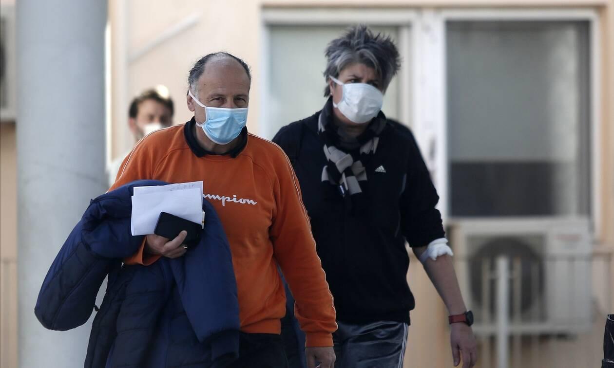 Κορονοϊός: Στους 170 οι νεκροί στην Ελλάδα - Κατέληξε 91χρονη