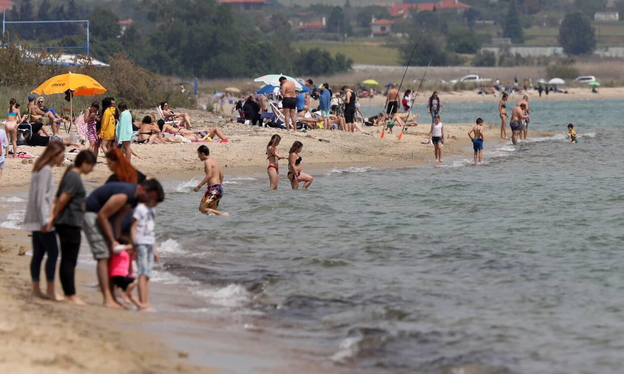 Καιρός: Το σπάνιο φαινόμενο μετά τον καύσωνα - Δείτε τι έγινε στις ελληνικές θάλασσες