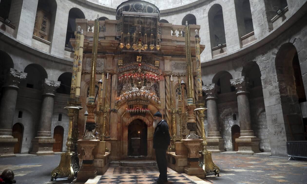 Κορονοϊός: Ανοίγει ο Ναός της Αναστάσεως στα Ιεροσόλυμα