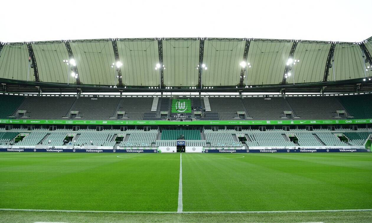Bundesliga: Οι εξέδρες σε «Borussia Park» και «Volkswagen Arena» (photos+videos)