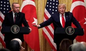 Τηλεφωνική επικοινωνία Τραμπ - Ερντογάν: Τι συζήτησαν