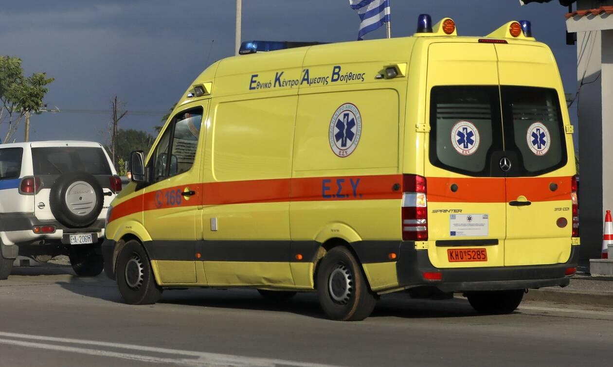 Κρήτη: Τραγωδία στην άσφαλτο - Νεκρός 47χρονος σε φρικτό τροχαίο