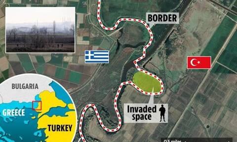 Κωδικός «Έβρος»: Όλη η αλήθεια για την «τουρκική» κατάληψη και τους επίμαχους χάρτες
