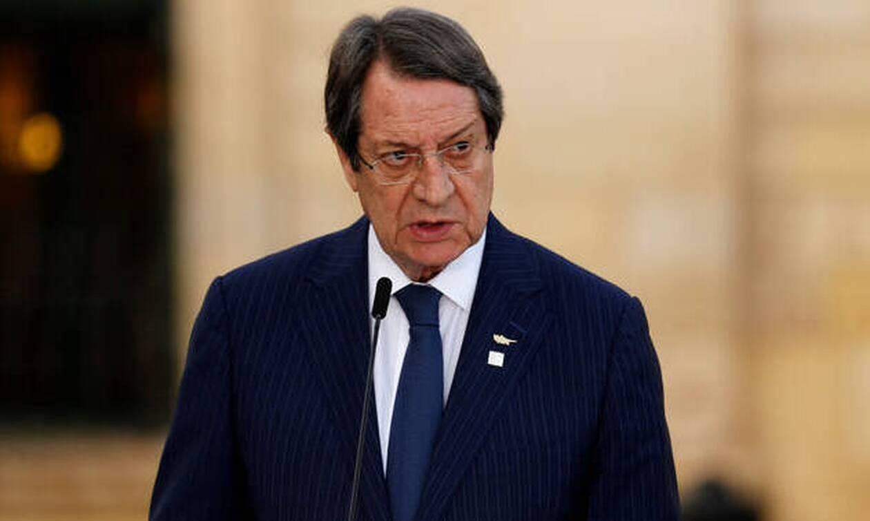 Κύπρος: Το μήνυμα Αναστασιάδη για τα μηδενικά κρούσματα