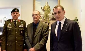 Παναγιωτόπουλος: Οι Ένοπλες Δυνάμεις είναι πανταχού παρούσες, εξασφαλίζοντας τα σύνορα της χώρας