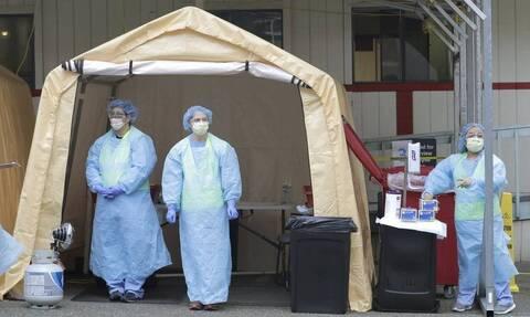 ΗΠΑ-Κορονοϊός: Επιπλέον 1.127 νέοι θάνατοι σε ένα 24ωρο