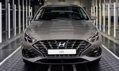 Νέο Hyundai i30: Έτοιμο για παραγωγή