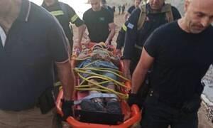 Κέρκυρα: Σοβαρά τραυματισμένος νοσηλεύεται ο «δράκος της Λευκίμμης» - Κινηματογραφική η σύλληψή του