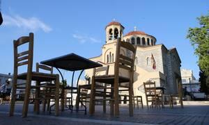 Αντίστροφη μέτρηση για την εστίαση - Γεωργιάδης: Έως 15 Ιουνίου ανοίγουν οι εσωτερικοί χώροι