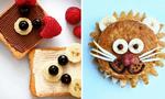 Δέκα ιδέες για να φτιάξετε το πιο ευφάνταστο κυριακάτικο πρωινό στα παιδιά (pics)