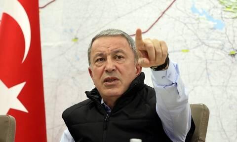 Νέα πρόκληση Ακάρ  - Θρασύτατες δηλώσεις για τις παραβιάσεις στο Αιγαίο