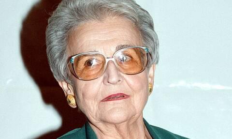 Πέθανε η Καίτη Κυριακοπούλου: Ποια ήταν η «σιδηρά κυρία» της ελληνικής βιομηχανίας