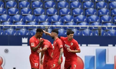 Bundesliga: «Αεράτη» η Άουγκσμπουργκ, «βύθισε» ακόμα περισσότερο την Σάλκε (video)