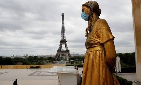 Κορονοϊός Γαλλία: 115 νέα κρούσματα - Η χαμηλότερη ημερήσια αύξηση από τότε που άρχισε η καραντίνα