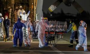 Κορονοϊός στη Χιλή: Τα νοσοκομεία φθάνουν «στα όριά τους» - Σχεδόν 70.000 τα κρούσματα μόλυνσης