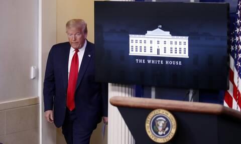 Κορονοϊός: Ο Τραμπ απαγόρευσε σε ταξιδιώτες από τη Βραζιλία την είσοδο στις ΗΠΑ