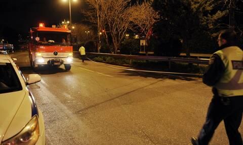 Αττική: Τροχαίο ατύχημα με δύο τραυματίες στο Χαλάνδρι