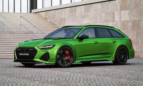 Αυτό το σπέσιαλ Audi RS6 ξεπερνά τους 1.000 ίππους