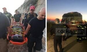 Κέρκυρα: H κινηματογραφική σύλληψη του «δράκου της Λευκίμμης»-Κρυβόταν με κυνηγετικό όπλο (pics+vid)