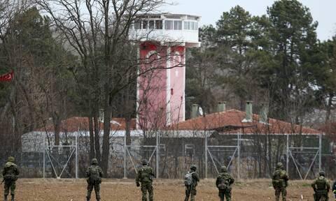 Έβρος - Πρόεδρος Συνοριακών Φυλάκων: «Δεν θα επιτρέπαμε κατάληψη ελληνικού εδάφους»