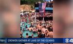 Κορονοϊός: Τρομακτικές εικόνες συνωστισμού σε πισίνα πάρτι στις ΗΠΑ (vid)
