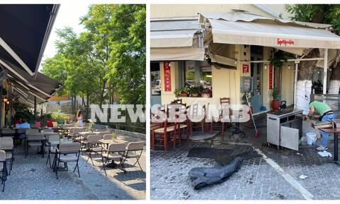 Ρεπορτάζ Newsbomb.gr: Αυτοψία σε καφετέριες και εστιατόρια – Οι κανόνες για πελάτες και ιδιοκτήτες