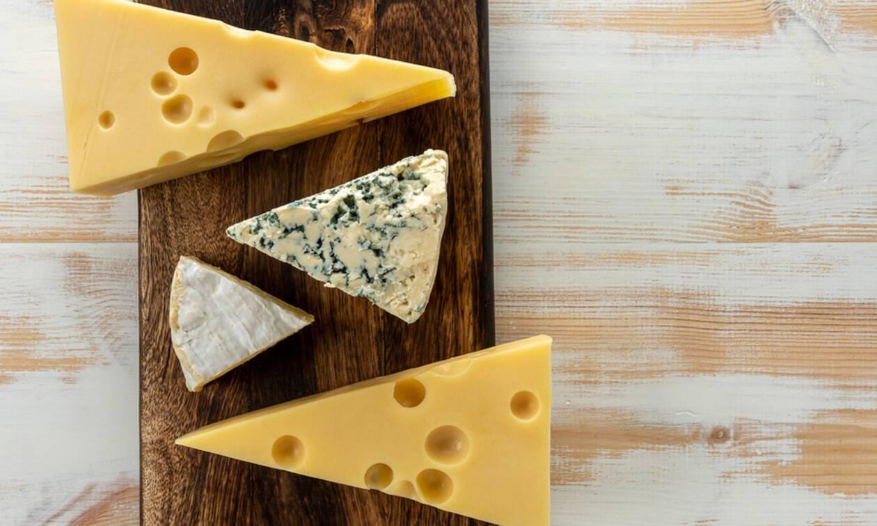 Ποια είναι τα 5 πιο υγιεινά τυριά (εικόνες)