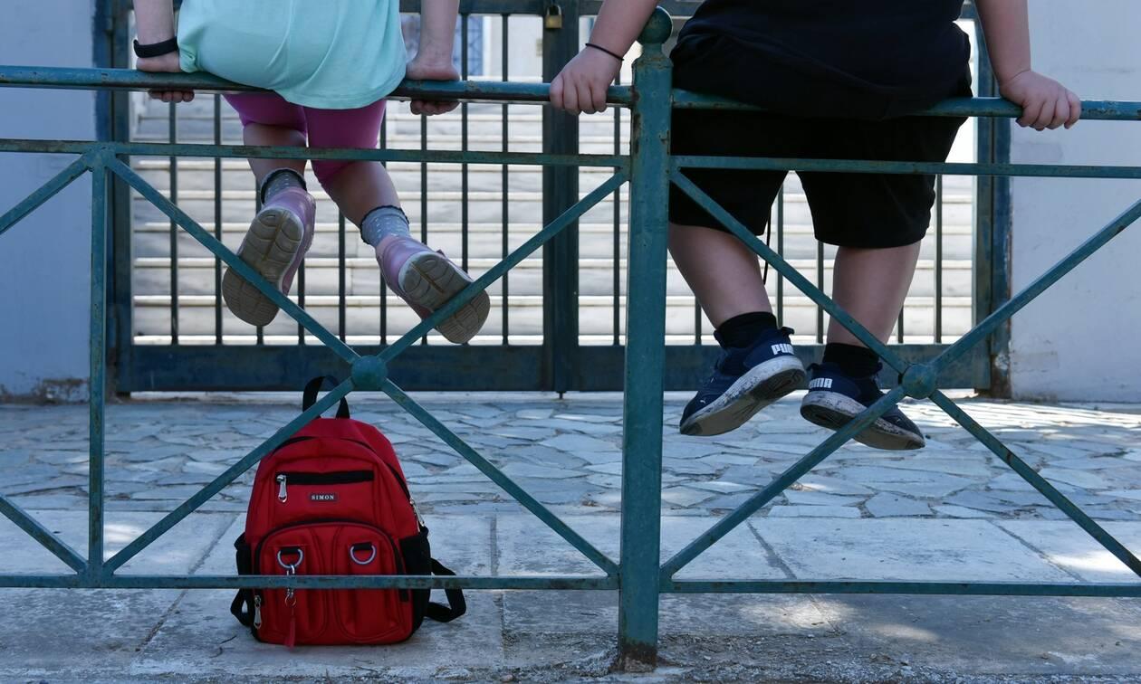 Ανοιγμα δημοτικών σχολείων: Χτυπάει «κόκκινο» η ανασφάλεια των πολιτών