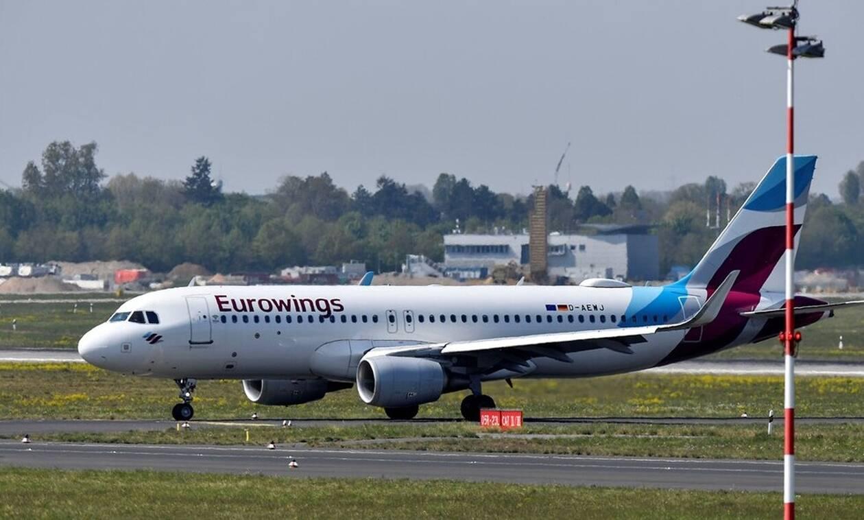 Γερμανία Κορονοϊός: Πτήση προς Σαρδηνία αναγκάσθηκε να επιστρέψει διότι το αεροδρόμιο ήταν κλειστό