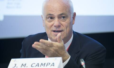 Κάμπα: Πρέπει να υπάρξει μία ευρωπαϊκή προσέγγιση για τη στήριξη των τραπεζών