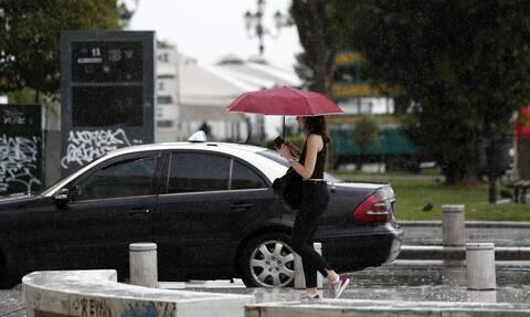 Καιρός: Επιδείνωση με καταιγίδες και χαλάζι - Ποιες περιοχές θα πληγούν τις επόμενες ώρες
