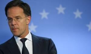 Δύσκολες ώρες για Ολλανδό πρωθυπουργό