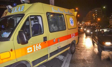 Τραγωδία στην άσφαλτο: Θανατηφόρο τροχαίο στη Θεσσαλονίκη